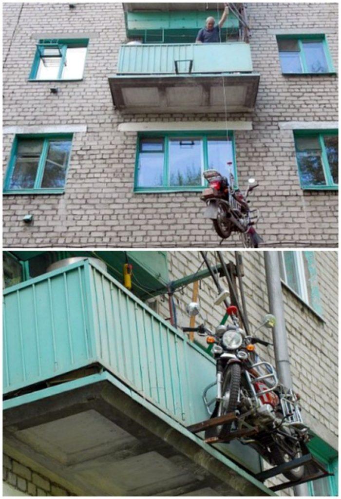 Пикабу фото эпические балконы